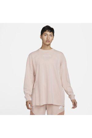 Nike Mulher Sweatshirts de Manga larga - Camisola de manga comprida Air para mulher