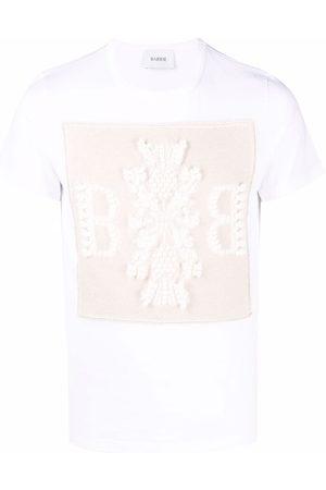 Barrie Mulher T-shirts & Manga Curta - Debossed-logo T-shirt