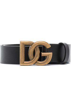 Dolce & Gabbana DG INTRLCK LOGO BUCKLE 35 BELT