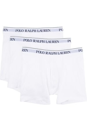 Polo Ralph Lauren Homem Boxers - Logo waistband boxer briefs (set of three)