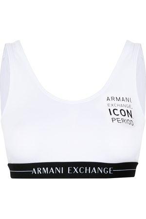 Armani Logo-underband top