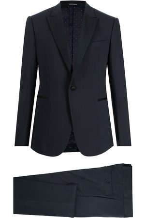 Emporio Armani Single-breasted two-peice suit