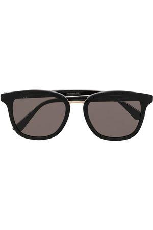 Gucci Web-stripe pantos-frame sunglasses