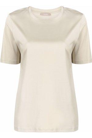 12 STOREEZ Round neck short-sleeved T-shirt