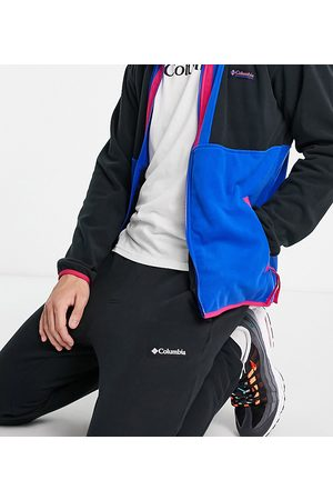 Columbia Homem Joggers - Cliff Glide joggers in black Exclusive at ASOS