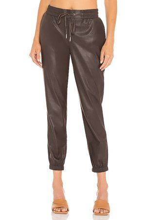 N:philanthropy Scarlett Leather Jogger in - . Size L (also in XS, S, M).