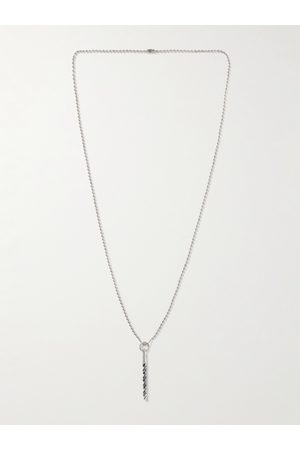 GALLERY DEPT. Homem Colares - Drill Bit Pendant Necklace