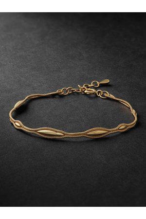 Fernando Jorge Homem Pulseiras - White Gold Diamond Bracelet