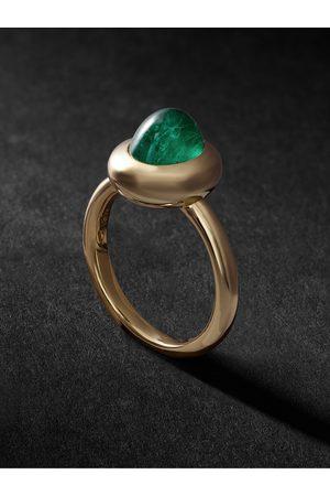 VADA Bubble Emerald Ring