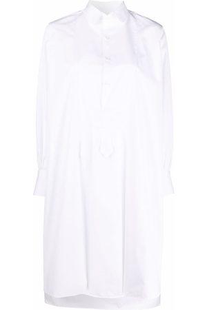 Maison Margiela High-low shirt dress