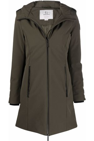 Woolrich Mulher Casacos de Inverno - Firth padded parka