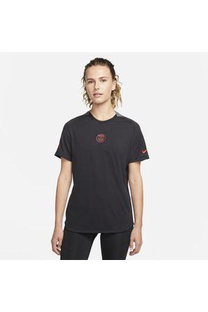 Nike Camisola de futebol de manga curta Dri-FIT Paris Saint-Germain para mulher