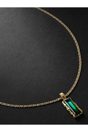 Healers Fine Jewelry Recycled Tourmaline Necklace