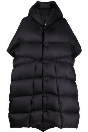 Rick Owens Padded down-filled cape