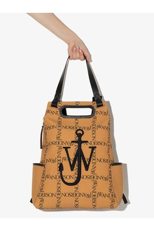 J.W.Anderson Anchor logo-print backpack