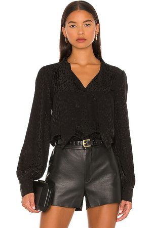 Paige Mulher Blusas - Cleobelle Blouse in - . Size L (also in M, S, XS).