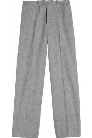 OFF-WHITE Homem Calças Formal - Straight-leg tailored trousers