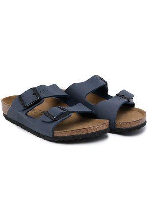 Birkenstock Menino Sandálias - Open-toe leather sandals