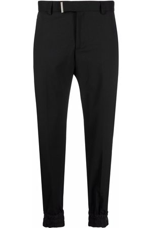 Les Hommes Tapered tailored trousers