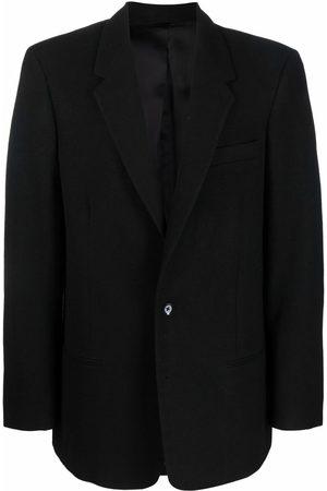 LEMAIRE Boxy single-breasted blazer