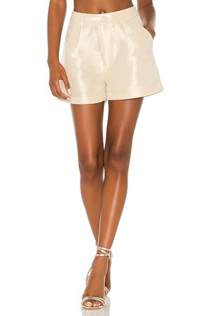 ATOIR Mulher Calções - Faye Shorts in - Ivory. Size L (also in XS, S, M).