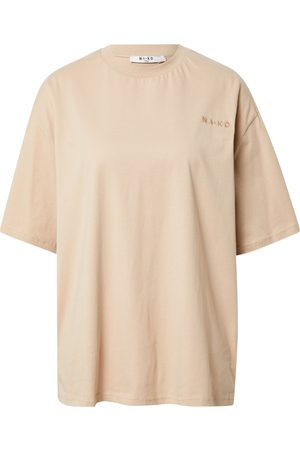 NA-KD Mulher Casual - Camisa oversized