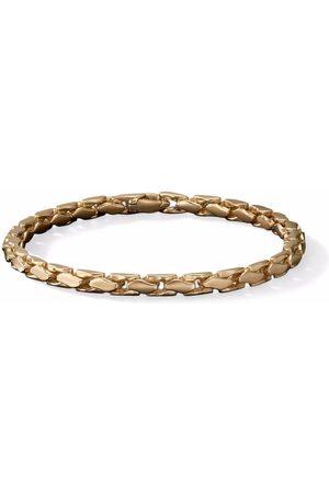David Yurman Homem Pulseiras - 5mm medium fluted chain bracelet