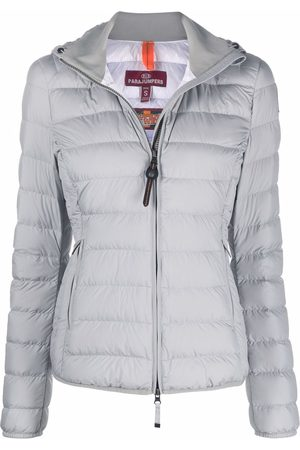 Parajumpers Hooded puffer jacket