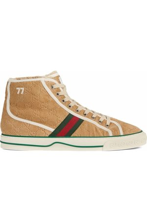 Gucci Tennis 1977 lace-up sneakers