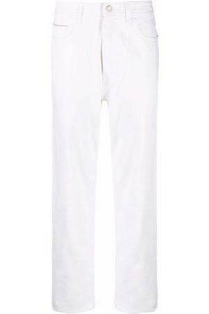 Jacob Cohen Cropped straight-leg jeans