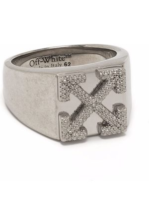 OFF-WHITE Industrial Arrows-motif ring