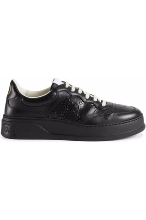 Gucci Homem Tops & T-shirts - GG Supreme low-top sneakers