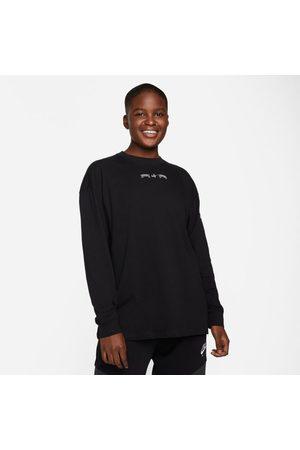 Nike Camisola de manga comprida Air para mulher