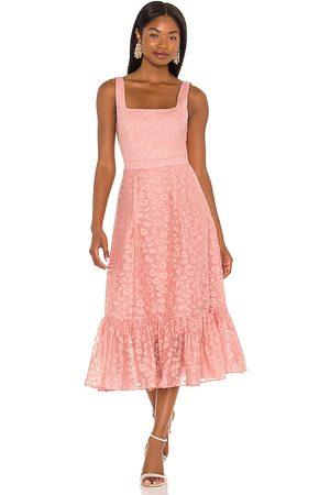 NBD Mulher Vestidos Midi - Sorrento Midi Dress in - . Size L (also in M, S, XL, XS, XXS).