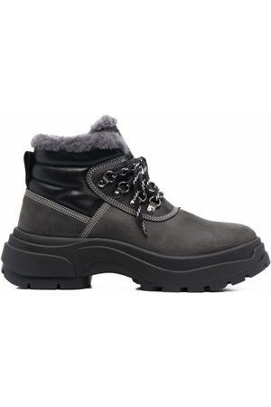 Maison Margiela Lace-up ankle boots