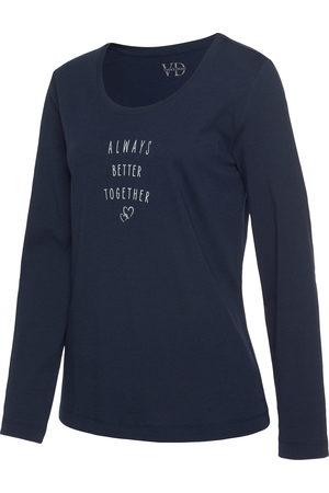 vivance collection Mulher Formal - Camisa de pijama