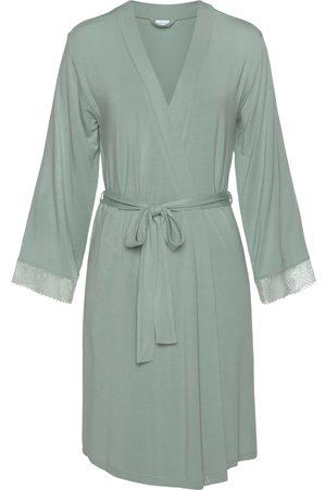 Lascana Mulher Camisolas Interiores - Roupão