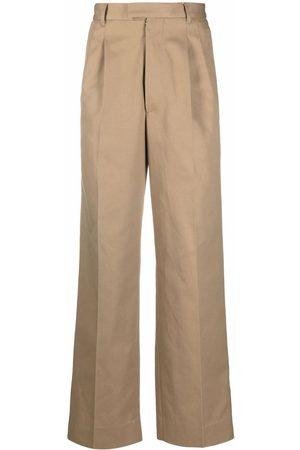 Maison Margiela Wide-leg tailored trousers
