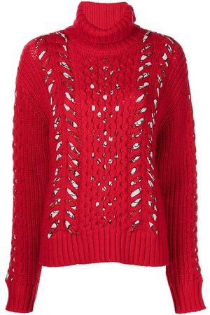 Jason Wu Merino wool roll-neck jumper