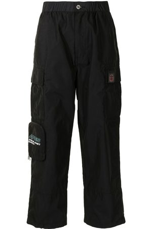 AAPE BY A BATHING APE Cropped cargo pants