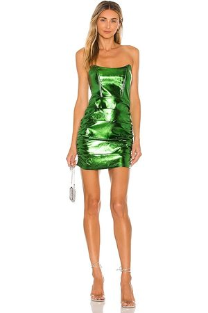 superdown Mulher Vestidos Caicai - Nellie Strapless Dress in - . Size L (also in XXS, XS, S, M, XL).
