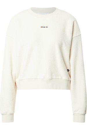 Brava Fabrics Mulher Camisolas sem capuz - Sweatshirt 'Terry