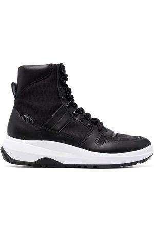 Michael Kors Asher combat boots