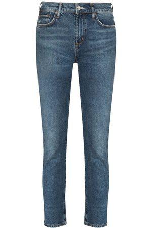 AGOLDE Mulher Slim - Toni slim fit jeans