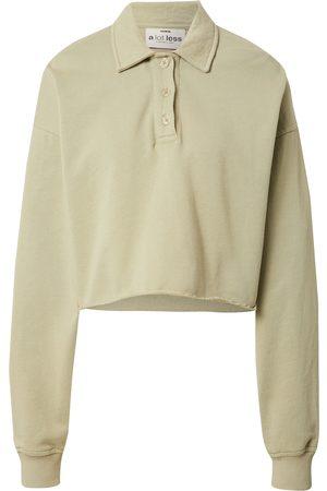 A LOT LESS Mulher Camisolas - Sweatshirt 'Leona