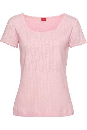 s.Oliver Mulher Formal - Camisa de pijama