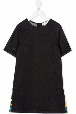 Stella McCartney Logo-print detail dress