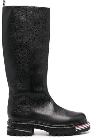 Thom Browne Mulher Calçado Outdoor - Hiking sole high boots