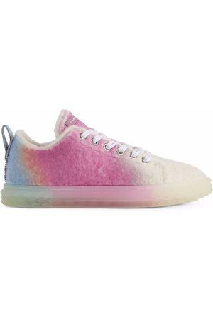 Giuseppe Zanotti Blabber textured ombre sneakers