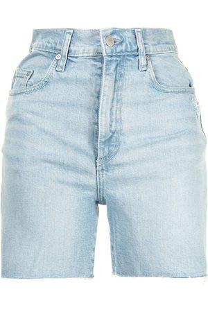NOBODY DENIM Frankie stretch-denim shorts
